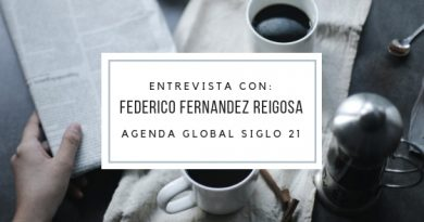 Entrevista Agenda 21 Federico F Reigosa