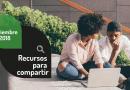 Recursos para compartir
