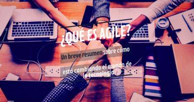 Qué es Agile?