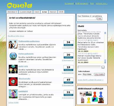 Owela innovación online